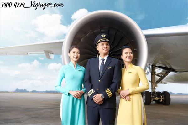 Săn vé máy bay giá rẻ tháng 10 Vietnam Airlines