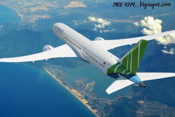 Săn vé máy bay giá rẻ tháng 6 Bamboo Airways