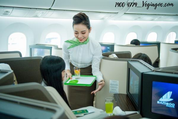 Săn vé máy bay giá rẻ tháng 7 Bamboo Airways
