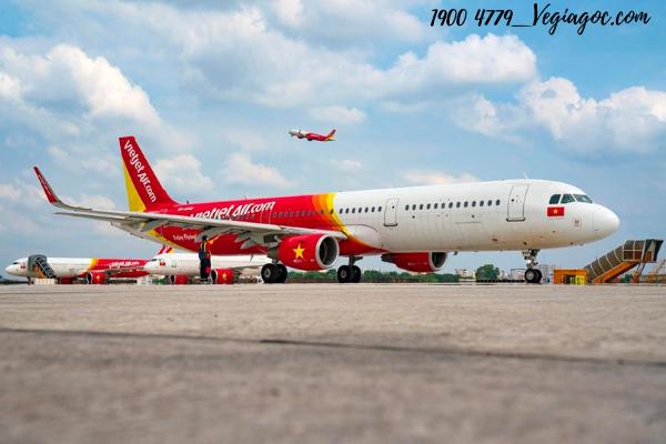 Săn vé máy bay giá rẻ tháng 7 Vietjet