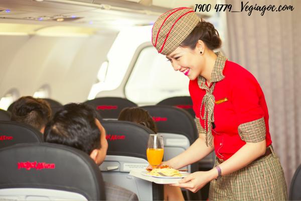 Săn vé máy bay giá rẻ tháng 8 Vietjet