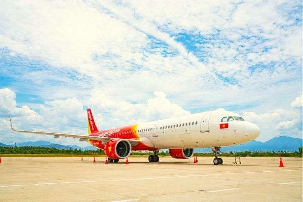 Săn vé máy bay giá rẻ tháng 8 Vietjet Air