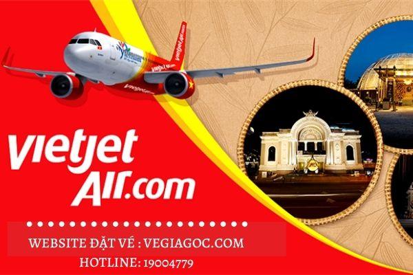 Săn vé máy bay khuyến mãi tháng 1 Vietjet Air