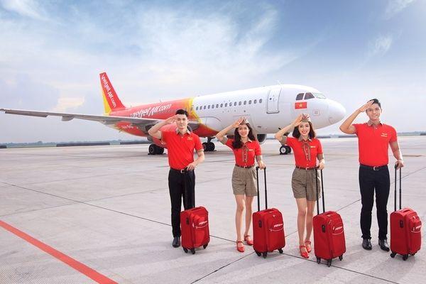 Săn vé máy bay khuyến mãi tháng 11 Vietjet Air
