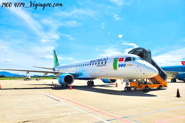 Săn vé máy bay khuyến mãi tháng 2 Bamboo airways