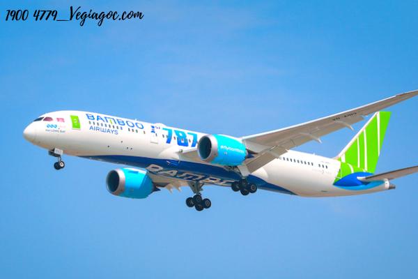 Săn vé máy bay khuyến mãi tháng 3 Bamboo airways
