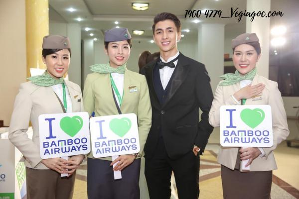 Săn vé máy bay khuyến mãi tháng 4 Bamboo airways