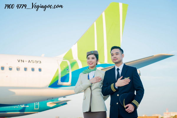 Săn vé máy bay khuyến mãi tháng 5 Bamboo airways