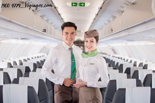Săn vé máy bay khuyến mãi tháng 7 Bamboo airways