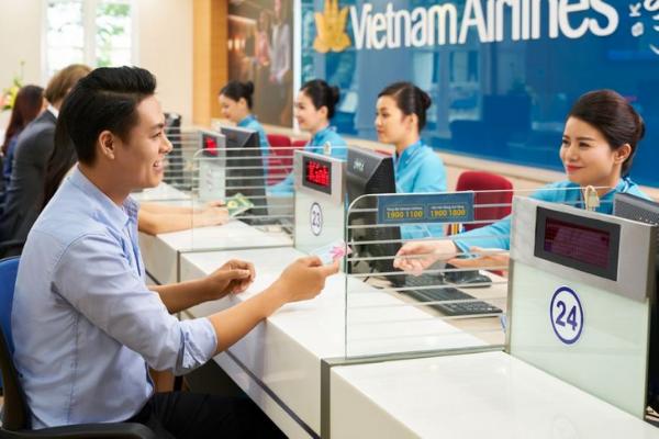 Săn vé máy bay khuyến mãi tháng 7 Vietnam airlines