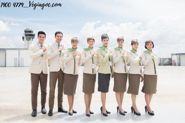 Săn vé máy bay khuyến mãi tháng 8 Bamboo airways
