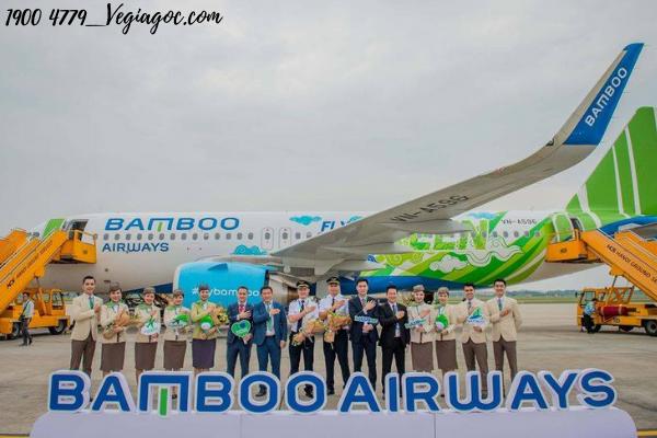 Săn vé máy bay khuyến mãi tháng 9 Bamboo airways