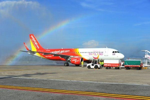 Săn vé máy bay khuyến mãi Vietjet air tháng 10