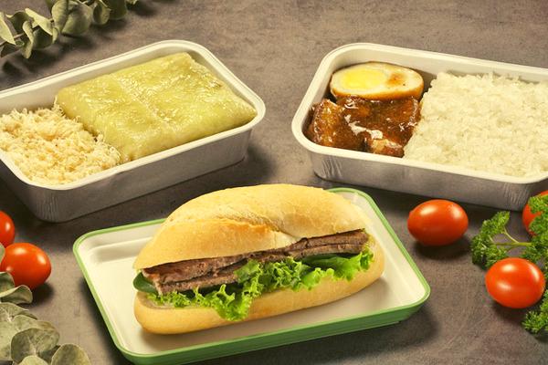 Suất ăn của Bamboo Airways có gì Có phải chặng nào cũng có suất ăn