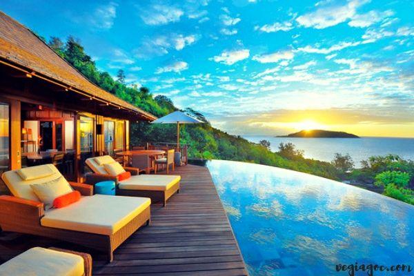 Thiên đường có thật tại Intercontinental Da Nang Sun Peninsula Resort