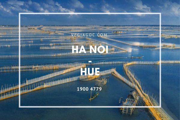 Thời gian bay từ Hà Nội đến Huế mất bao lâu