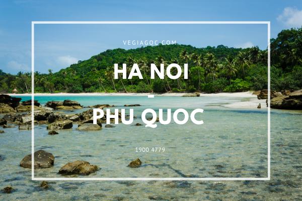 Thời gian bay từ Hà Nội đến Phú Quốc mất bao lâu