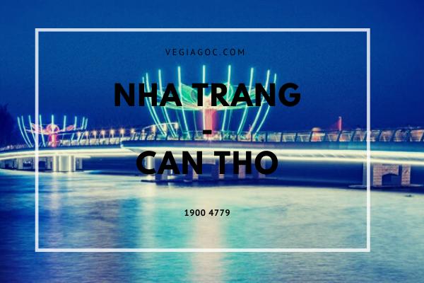 Thời gian bay từ Nha Trang đến Cần Thơ mất bao lâu