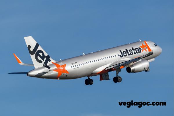 Tra vé máy bay giá rẻ Jetstar
