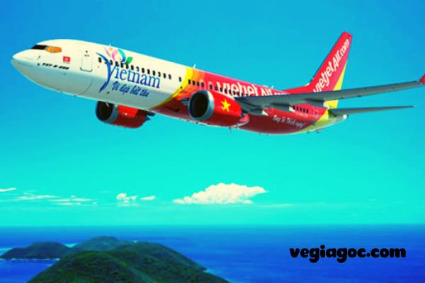 Tra vé máy bay giá rẻ Vietjet Air