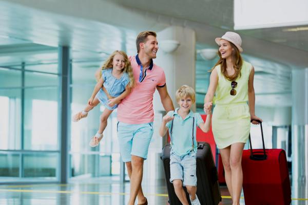 Tuổi của trẻ em khi đi máy bay được tính như thế nào