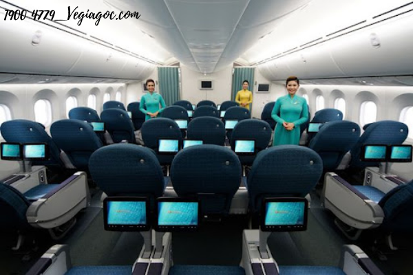 Vé bay khuyến mãi tháng 12 Vietnam airlines