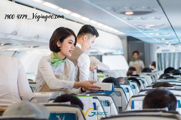 Vé bay khuyến mãi tháng 2 Bamboo Airways