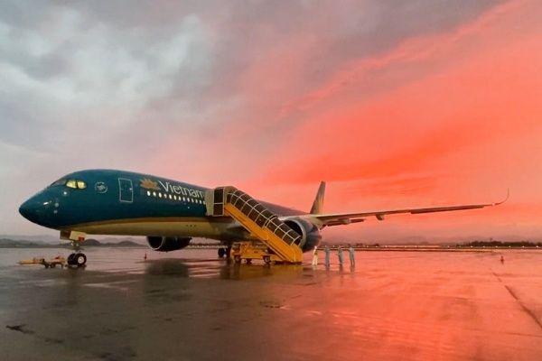 Vé bay khuyến mãi tháng 6 Vietnam Airlines