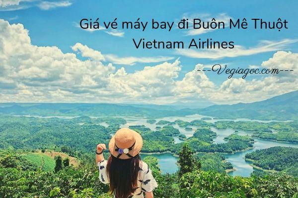Giá vé máy bay đi Buôn Mê Thuột Vietnam Airlines