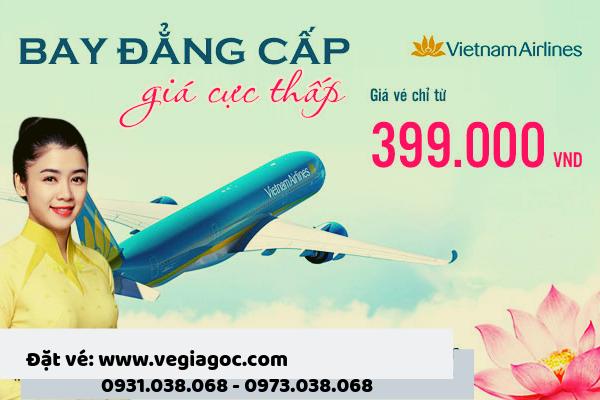 Vé máy bay 399 000 đồng
