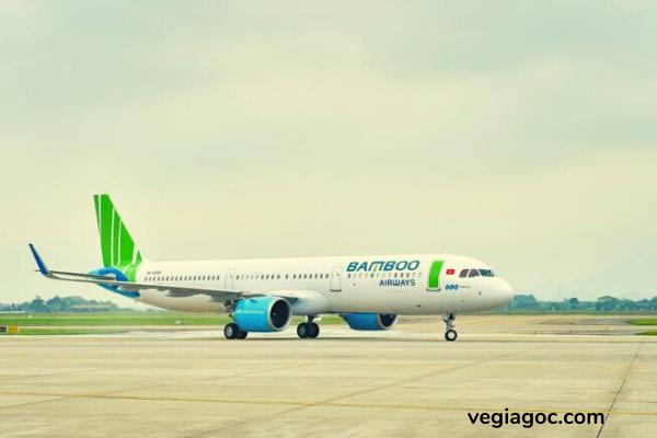 Vé máy bay tháng 5 Bamboo Airways