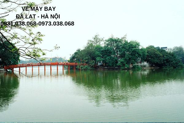 Vé máy bay Bamboo Airways Đà Lạt đi Hà Nội