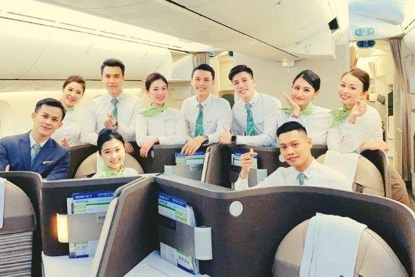 Vé máy bay bamboo Airways Đồng Hới đi Hà Nội
