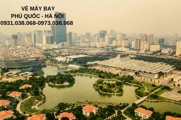 Vé máy bay Bamboo Airways Phú Quốc đi Hà Nội