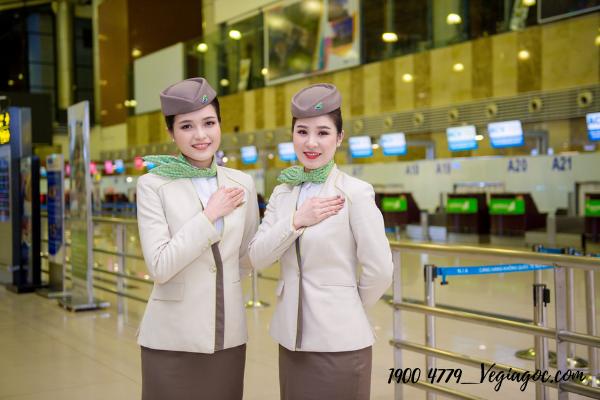 Vé máy bay Bamboo Airways Pleiku đi Hà Nội