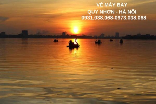 Vé máy bay Bamboo Airways Quy Nhơn đi Hà Nội