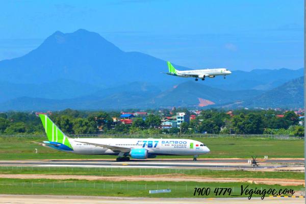 Vé máy bay Bamboo Airways Sài Gòn đi Đà Nẵng