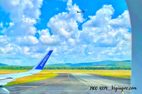 Vé máy bay Bamboo Airways Sài Gòn đi Phú Quốc