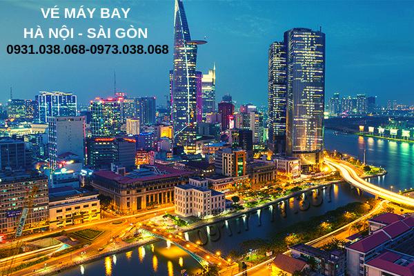Vé máy bay Bamboo Airways từ Hà Nội đi Sài Gòn
