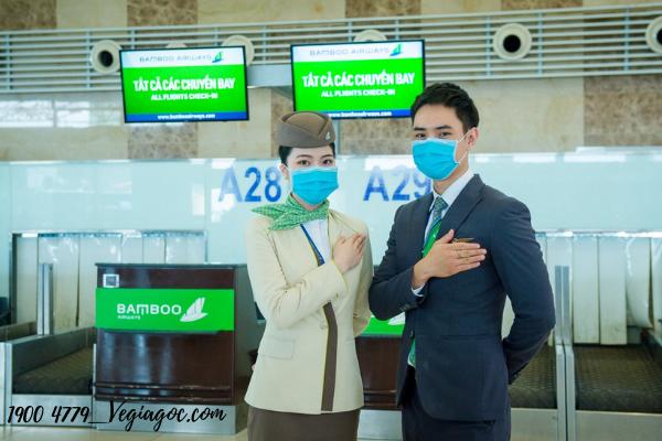 Vé máy bay Bamboo Airways Tuy Hòa đi Hà Nội