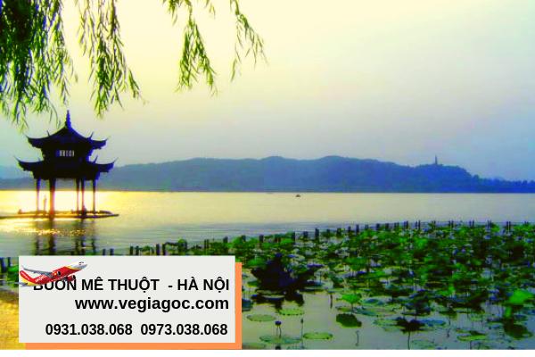 Vé máy bay Buôn Mê Thuột đi Hà Nội