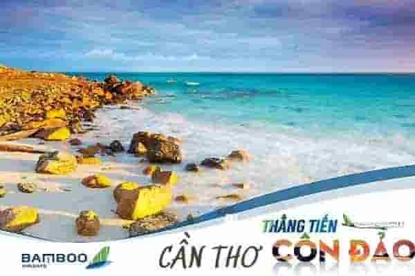 Vé Máy Bay Cần Thơ Đi Côn Đảo Bamboo Airways