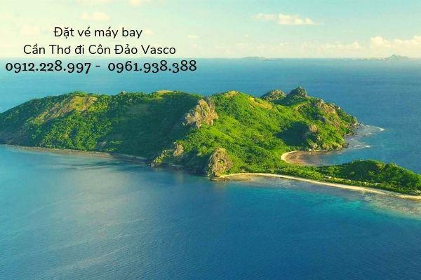 Vé máy bay Cần Thơ đi Côn Đảo Vasco
