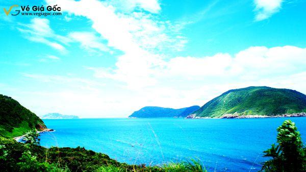 Vé máy bay Cần Thơ đi Côn Đảo