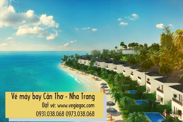 Vé máy bay Cần Thơ Nha Trang giá rẻ chỉ từ 99 000 đồng
