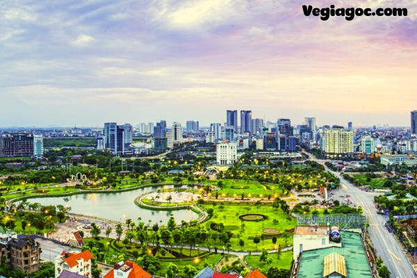 Vé máy bay Chu Lai đi Hà Nội giá rẻ