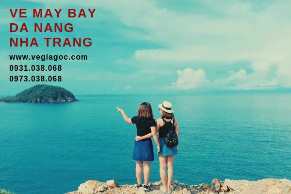 Vé máy bay Đà Nẵng đi Nha Trang