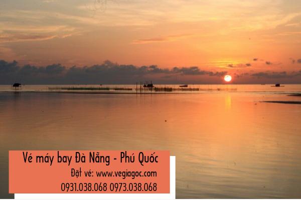 Vé máy bay Đà Nẵng đi Phú Quốc giá rẻ chỉ từ 499 000 đồng