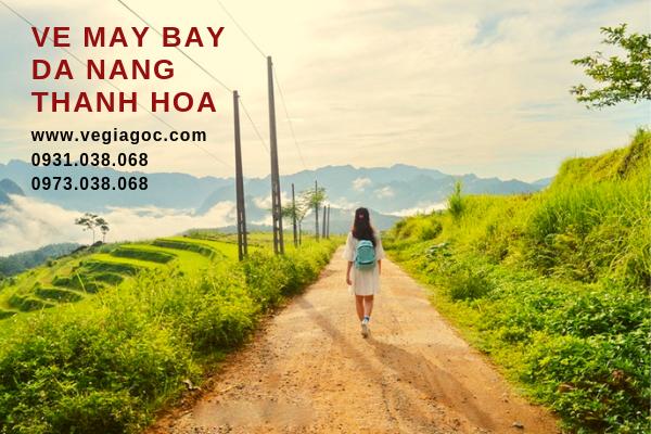 Vé máy bay Đà Nẵng đi Thanh Hóa