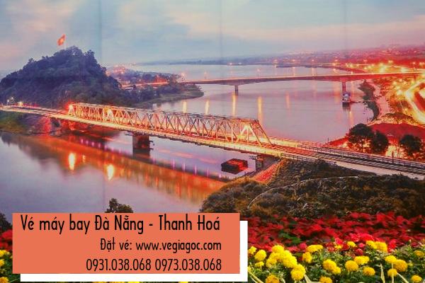 Vé máy bay Đà Nẵng đi Thanh Hóa giá rẻ chỉ từ 370 000 đồng